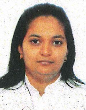 Dharmistha Patel